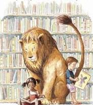 אריה הספריה
