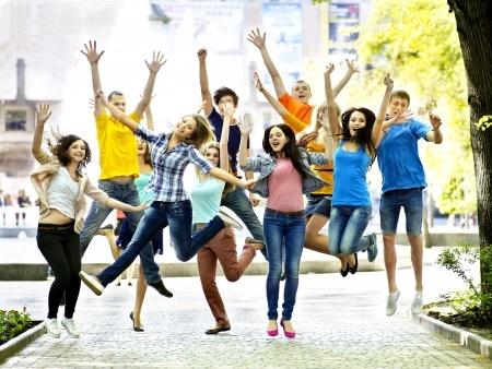 פתיחת בית הנוער