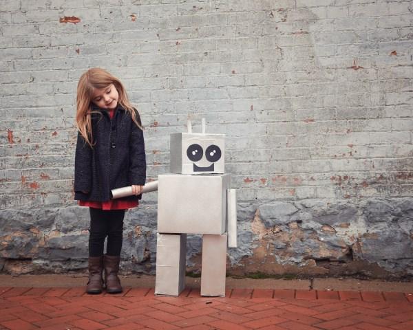 קייטנת ריגול רובוטי
