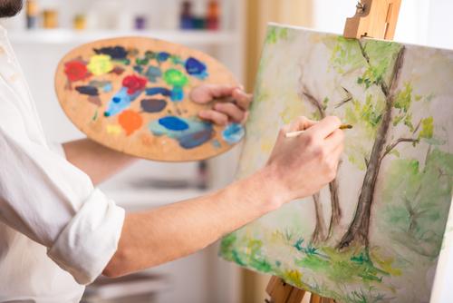 בתים פתוחים - יריד אמנים