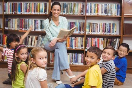 שעת סיפור בספריה - כוחה של מילה