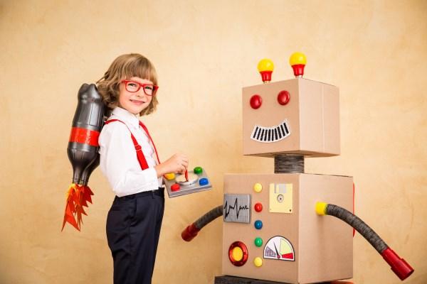 קייטנת מדעים ג-ד | רובוטיקה