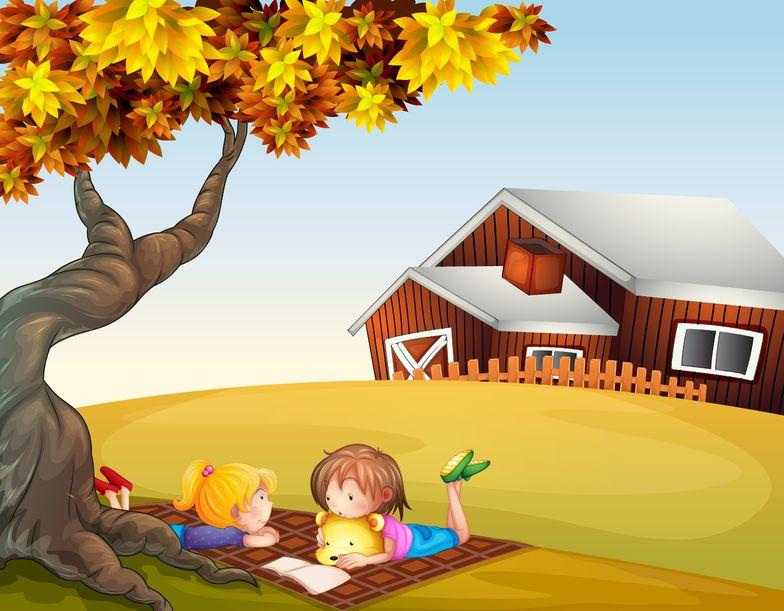 """שעת סיפור בספריה: """" מר זוטא ועץ התפוחים"""""""